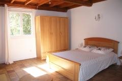 La-Villa-Aux-Buis : Chambre Terrasse Côté Chênes