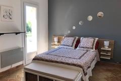 La-Villa-Aux-Buis : Chambre Parentale